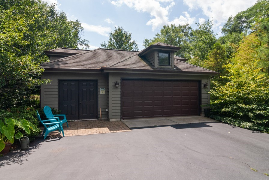 Real Estate Photography - 2S370 Madison St, Wheaton, IL, 60189 - Garage