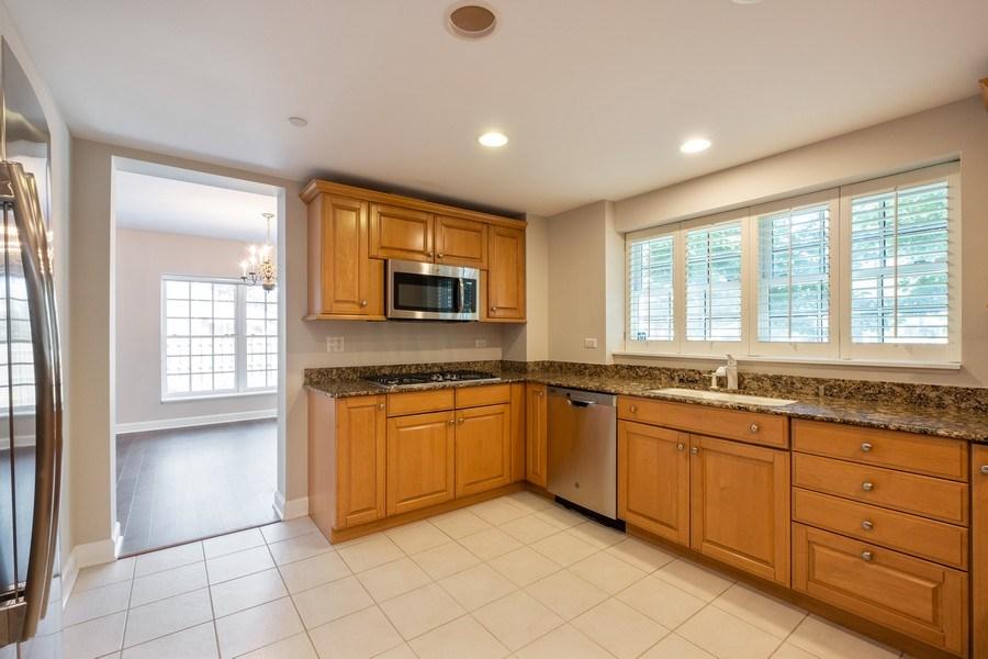 Real Estate Photography - 2021 St Johns Ave, Highland Park, IL, 60035 - Kitchen