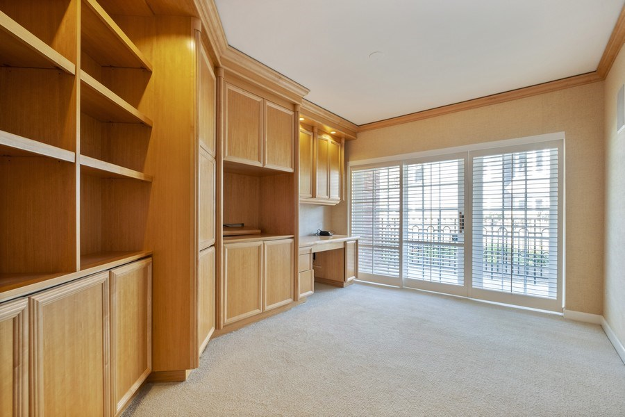 Real Estate Photography - 2021 St Johns Ave, Highland Park, IL, 60035 - Third Bedroom/Den