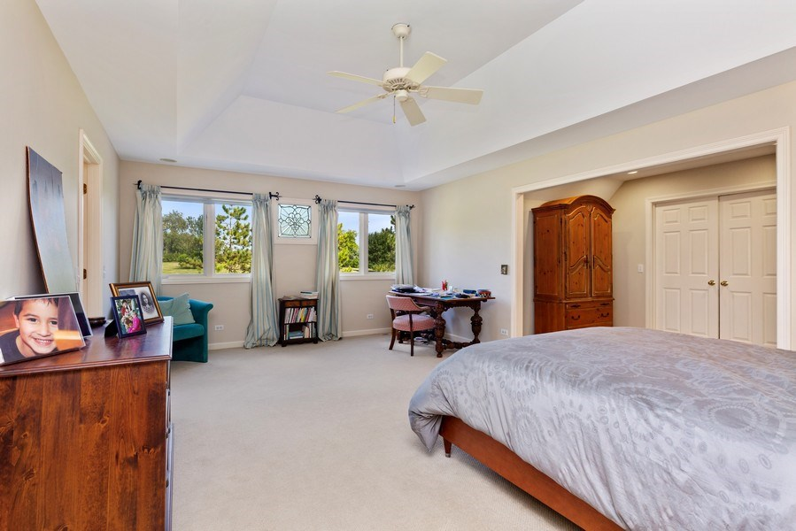 Real Estate Photography - 37W542 High Point Ct, Royal Fox, St. Charles, IL, 60175 - Master Bedroom