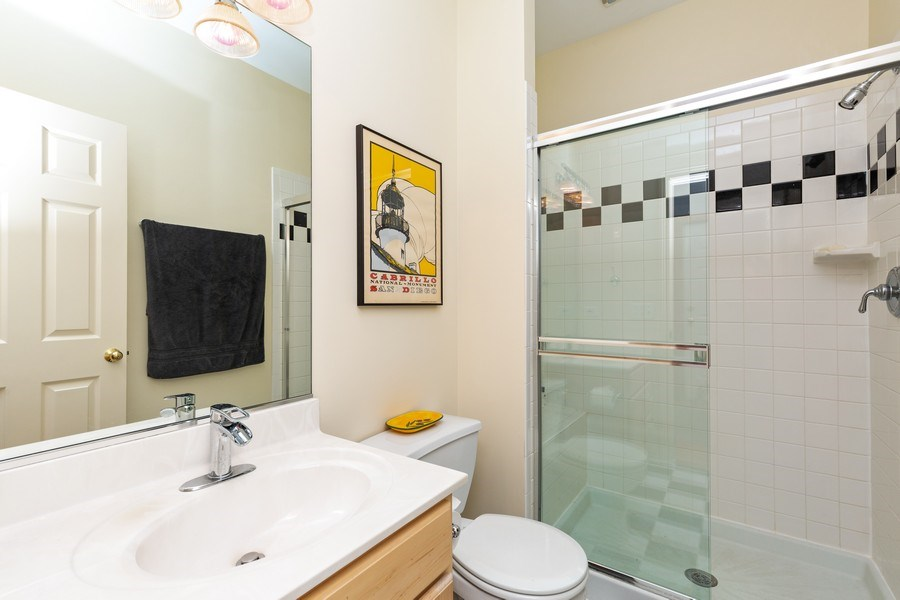 Real Estate Photography - 37W542 High Point Ct, Royal Fox, St. Charles, IL, 60175 - Bathroom