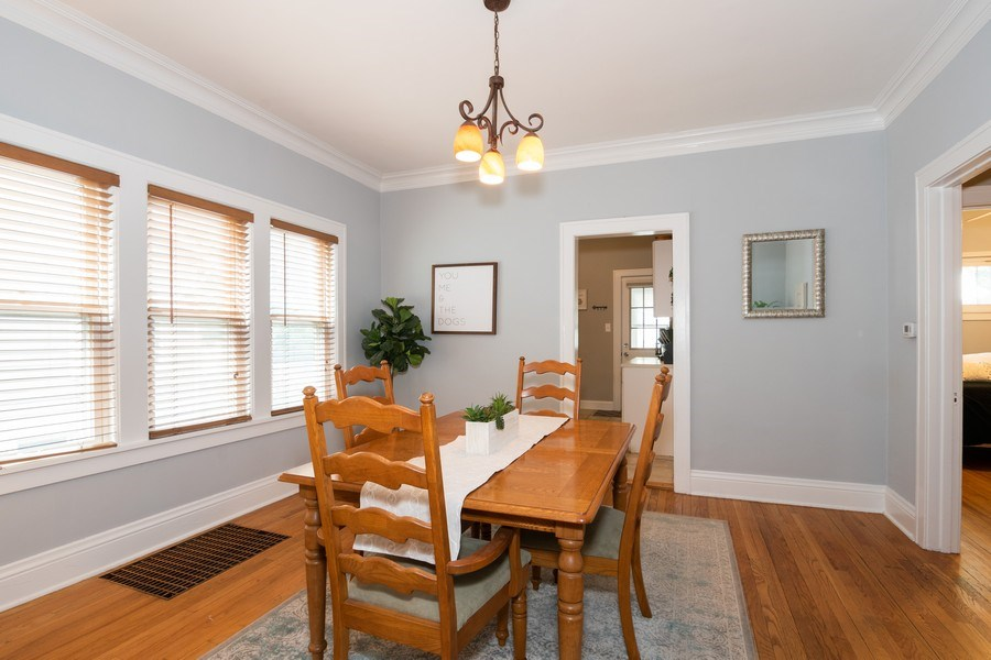 Real Estate Photography - 514 Ardmore Ave, Villa Park, IL, 60181 - Dining Room