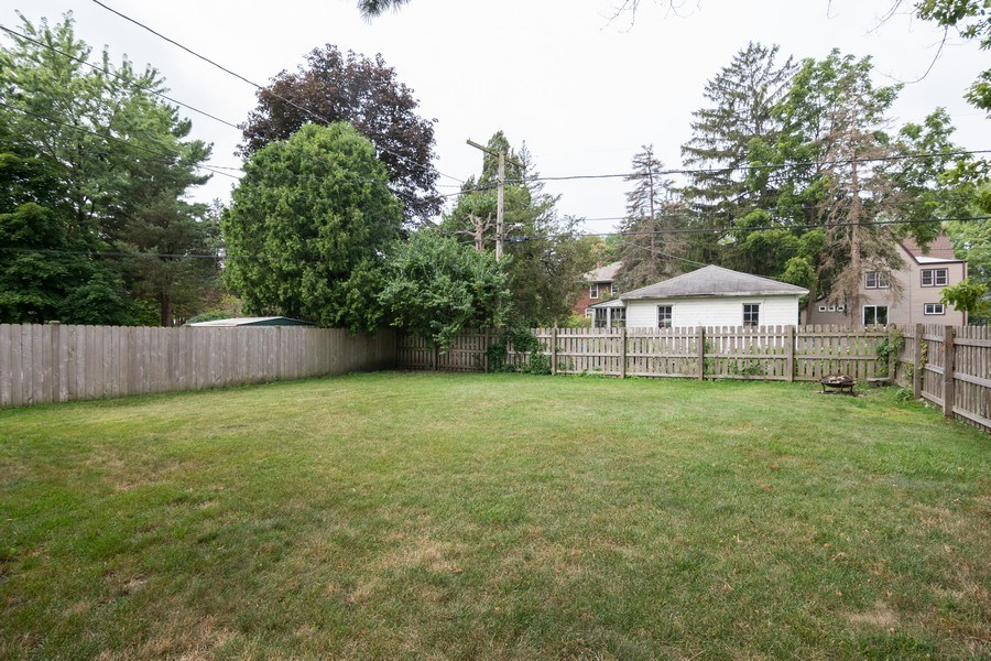 Real Estate Photography - 514 Ardmore Ave, Villa Park, IL, 60181 - Back Yard