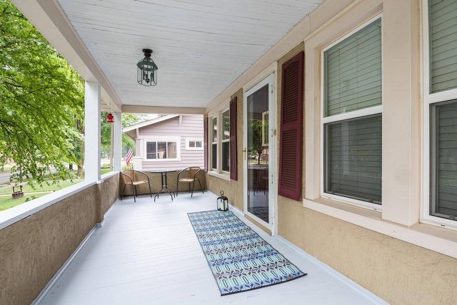 Real Estate Photography - 514 Ardmore Ave, Villa Park, IL, 60181 - Porch