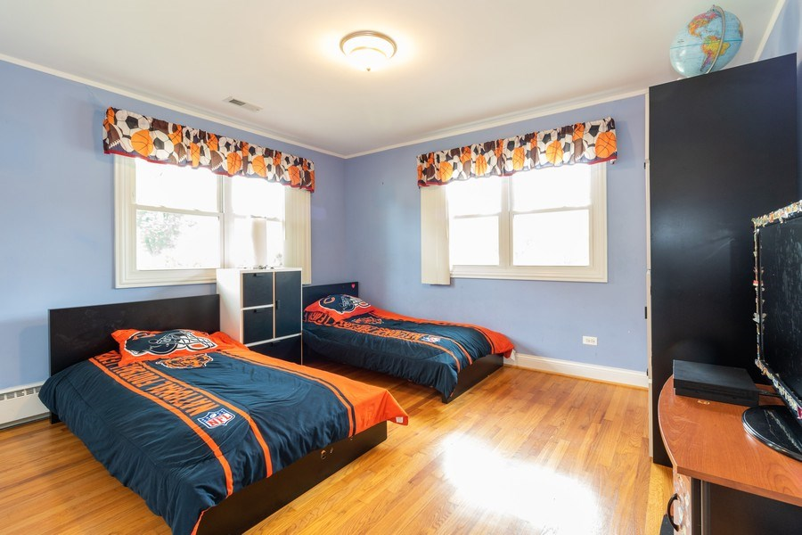Real Estate Photography - 6872 West 115Th Pl, Worth, IL, 60482 - Bedroom