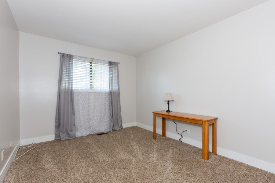 Real Estate Photography - 1918 Heather Way Ln, Unit 39, New Lenox, IL, 60451 - Bedroom