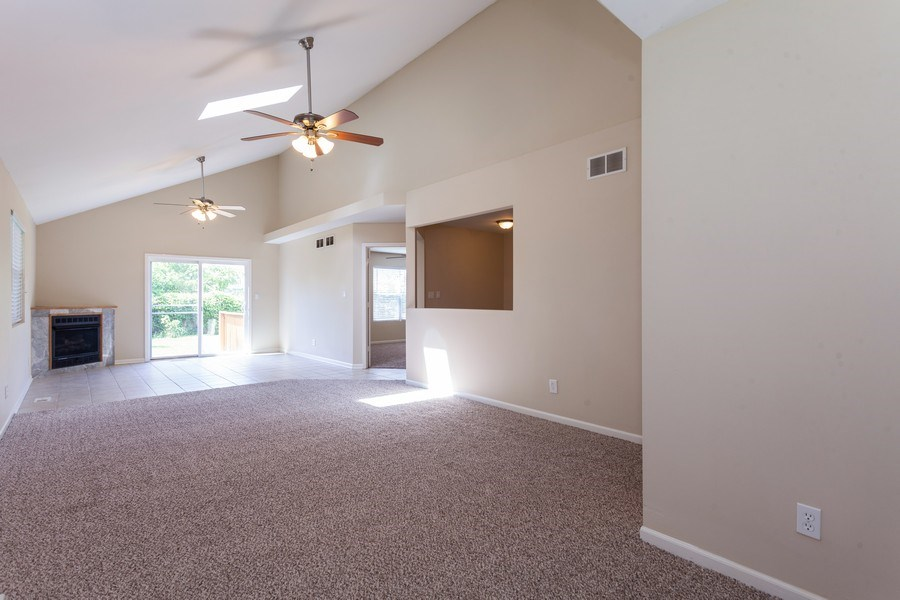 Real Estate Photography - 970 North Highland Ave, Aurora, IL, 60506 - Living Room