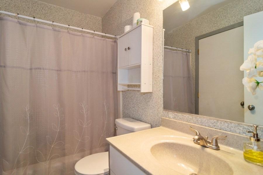 Real Estate Photography - 1758 Raleigh Ln, Hoffman Estates, IL, 60169 - Bathroom
