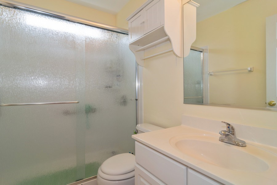 Real Estate Photography - 118 Cedarfield Dr, Bartlett, IL, 60103 - Bathroom