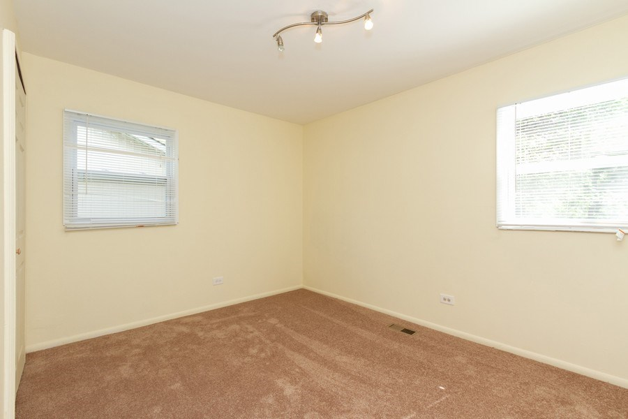Real Estate Photography - 22201 Belmont Rd, Richton Park, IL, 60471 - 3rd Bedroom