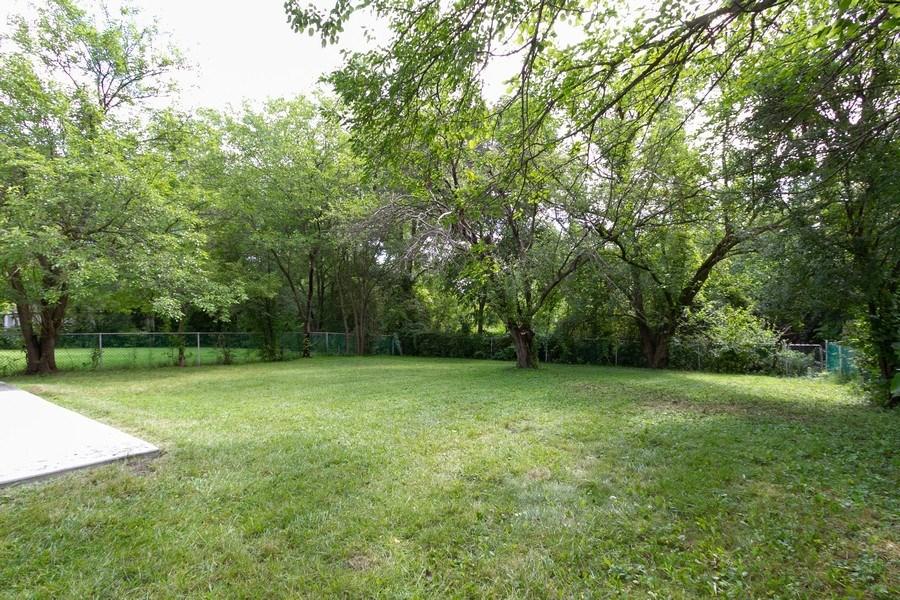 Real Estate Photography - 22201 Belmont Rd, Richton Park, IL, 60471 - Rear View