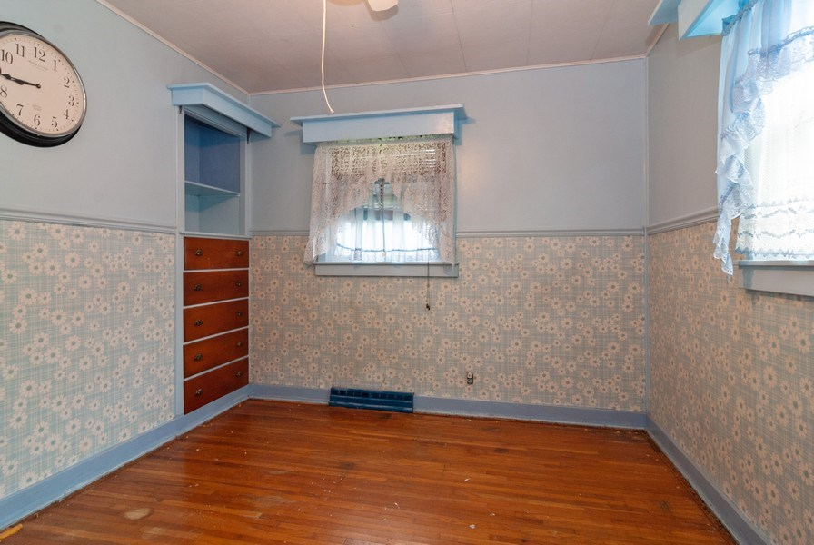Real Estate Photography - 1502 Superior St, Aurora, IL, 60505 - 2nd Bedroom