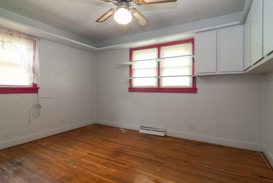 Real Estate Photography - 1502 Superior St, Aurora, IL, 60505 - 3rd Bedroom