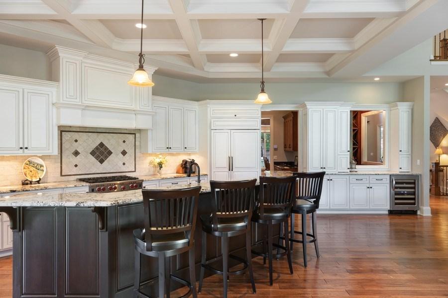 Real Estate Photography - 1108 Heatherton Dr, Naperville, IL, 60563 - Kitchen