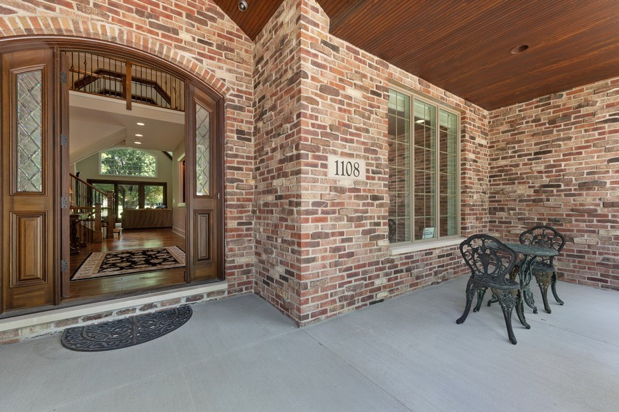 Real Estate Photography - 1108 Heatherton Dr, Naperville, IL, 60563 - Front View