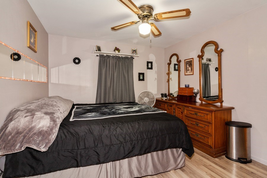 Real Estate Photography - 25443 West Route 30 Hwy, Plainfield, IL, 60585 - Bedroom