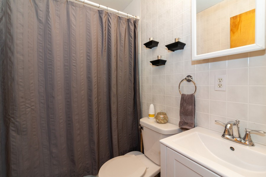 Real Estate Photography - 25443 West Route 30 Hwy, Plainfield, IL, 60585 - Bathroom