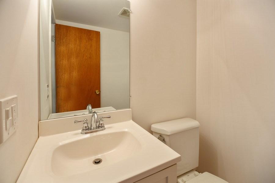 Real Estate Photography - 2431 East Brandenberry Ct, 1R, Arlington Heights, IL, 60004 - Half Bath