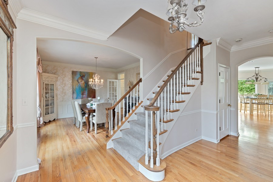 Real Estate Photography - 20831 North Wildrose Dr, Deer Park, IL, 60010 - Foyer