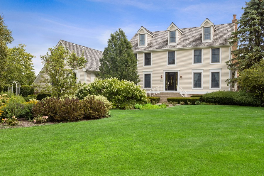 Real Estate Photography - 20831 North Wildrose Dr, Deer Park, IL, 60010 - Front View