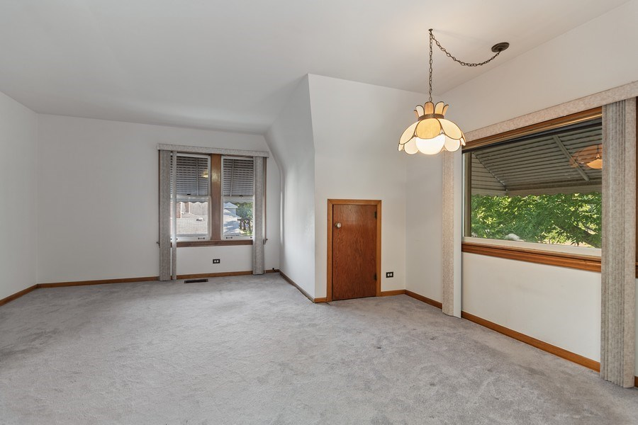 Real Estate Photography - 3049 North Oak Park Ave, Chicago, IL, 60634 - Living Room/Dining Room
