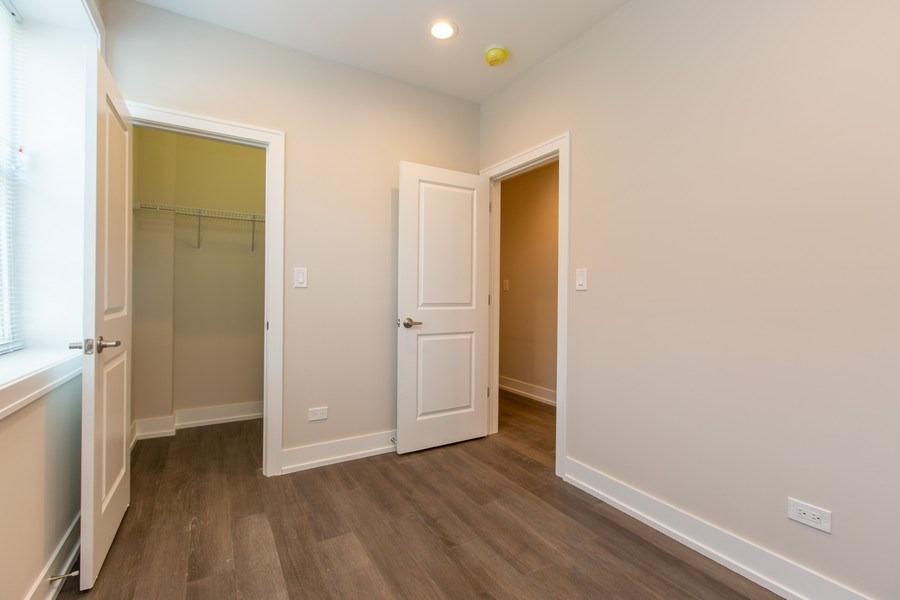 Real Estate Photography - 1450 North Ashland Ave, Chicago, IL, 60622 - 4th Bedroom