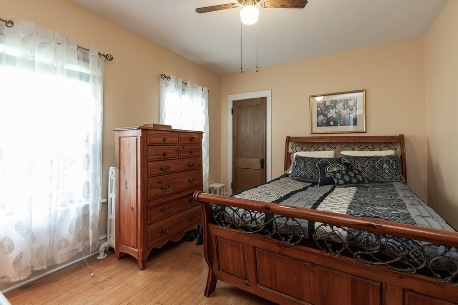 Real Estate Photography - 103 Pine Ave, Riverside, IL, 60546 - Bedroom