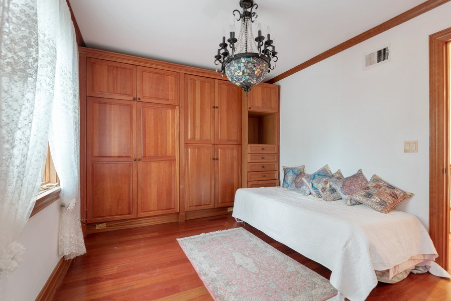 Real Estate Photography - 305 Central Ave, Wilmette, IL, 60091 - 3rd Bedroom