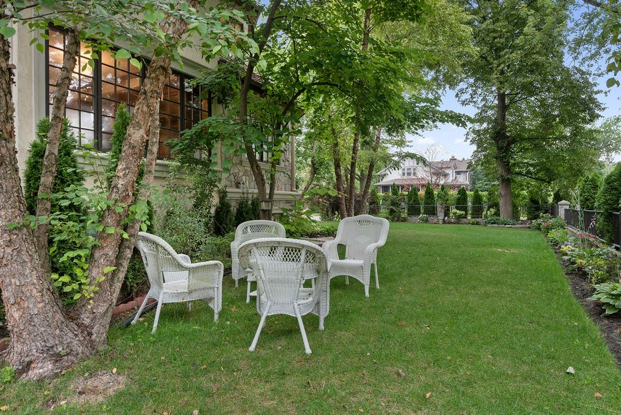 Real Estate Photography - 305 Central Ave, Wilmette, IL, 60091 - Side View