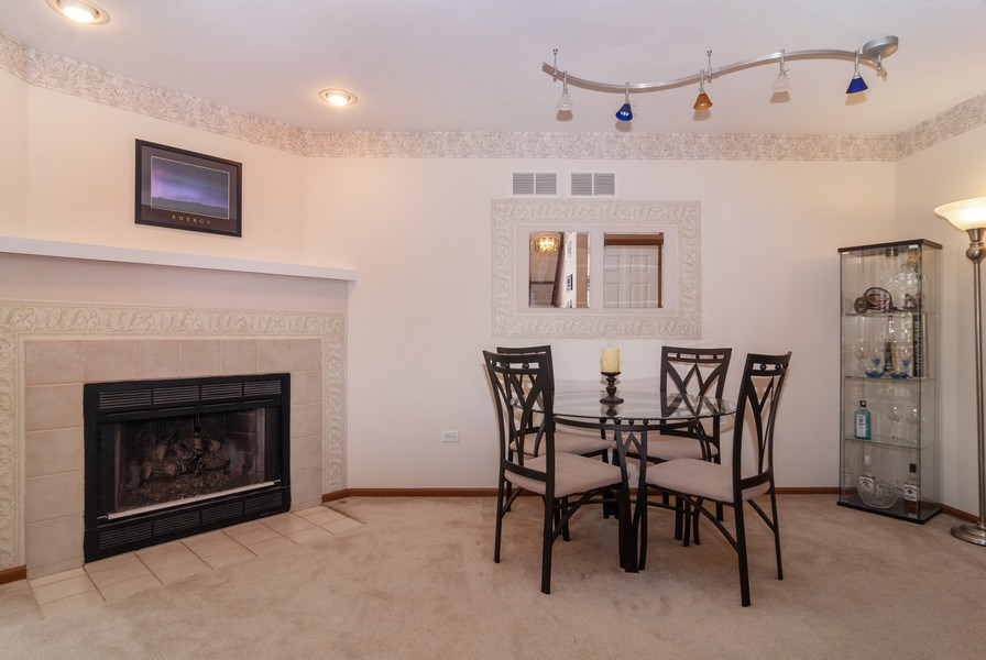 Real Estate Photography - 3522 Frontenac Ct, Aurora, IL, 60504 - Dining Room
