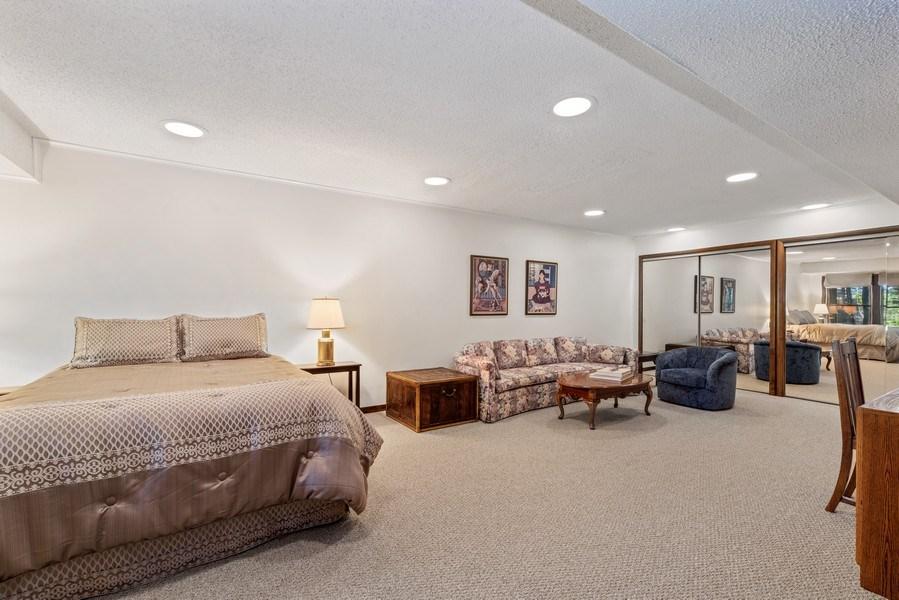 Real Estate Photography - 1270 Carol Ln, Deerfield, IL, 60015 - Bedroom