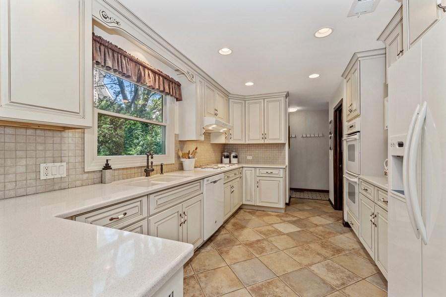 Real Estate Photography - 1270 Carol Ln, Deerfield, IL, 60015 - Kitchen