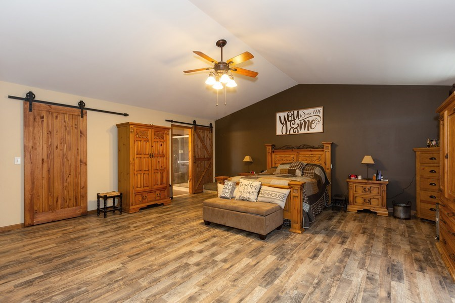 Real Estate Photography - 3508 Ironwood Ct, Joliet, IL, 60435 - Master Bedroom