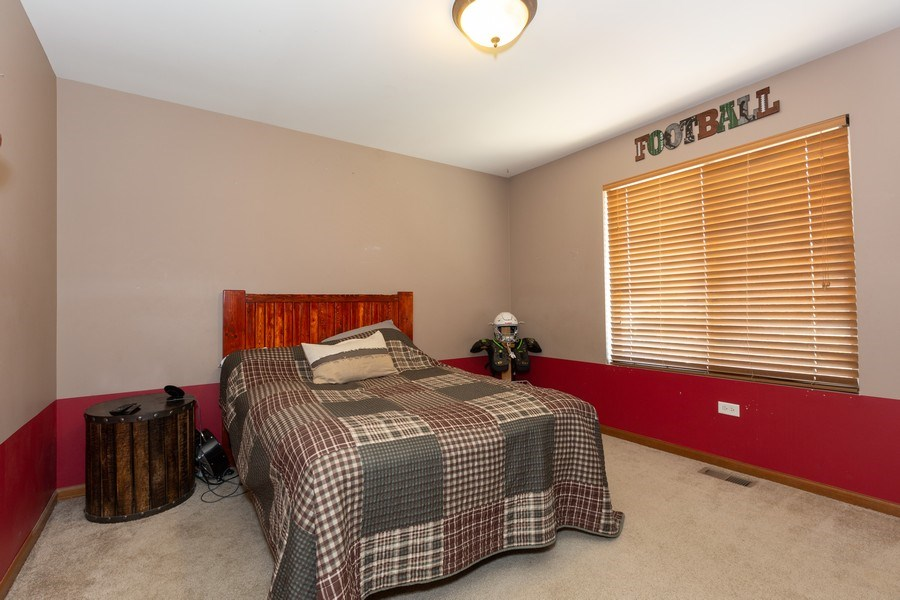 Real Estate Photography - 3508 Ironwood Ct, Joliet, IL, 60435 - 2nd Bedroom