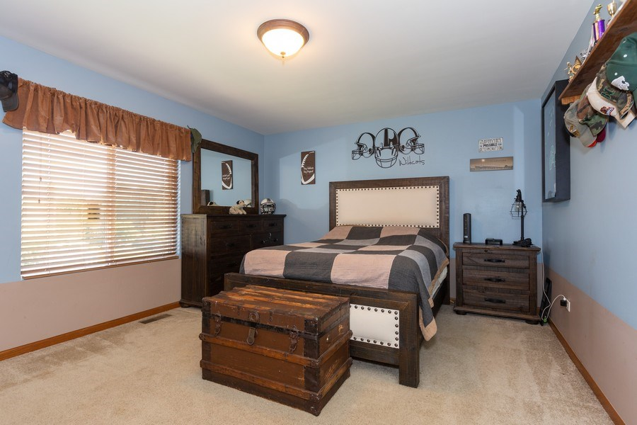Real Estate Photography - 3508 Ironwood Ct, Joliet, IL, 60435 - 3rd Bedroom
