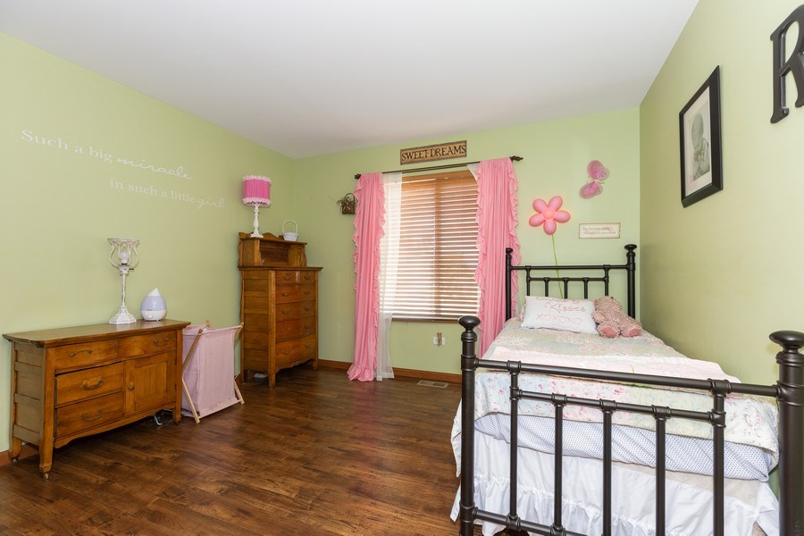 Real Estate Photography - 3508 Ironwood Ct, Joliet, IL, 60435 - Bedroom