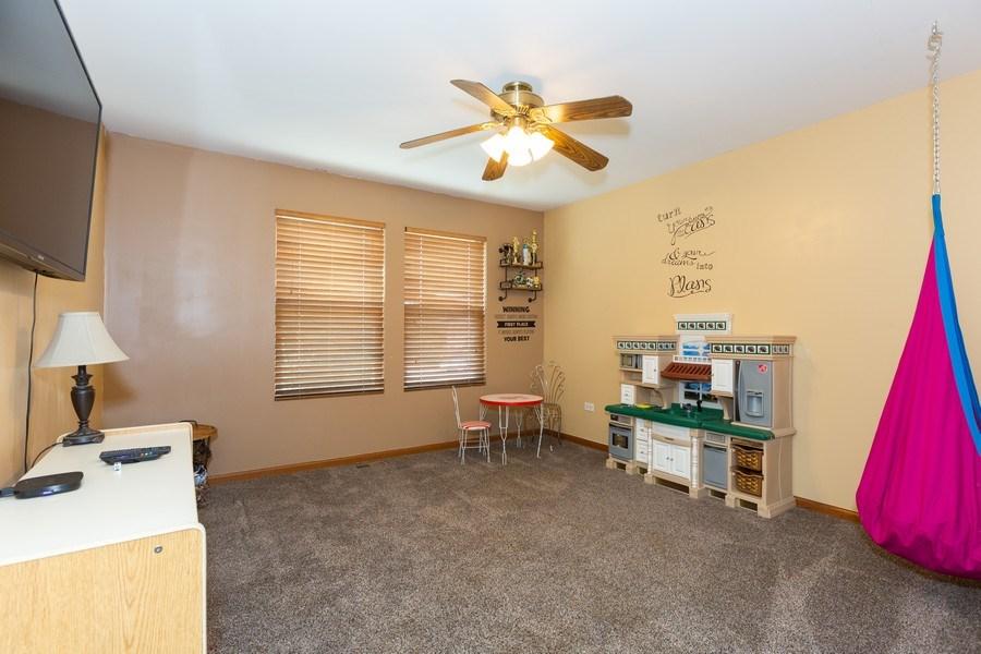 Real Estate Photography - 3508 Ironwood Ct, Joliet, IL, 60435 - Loft
