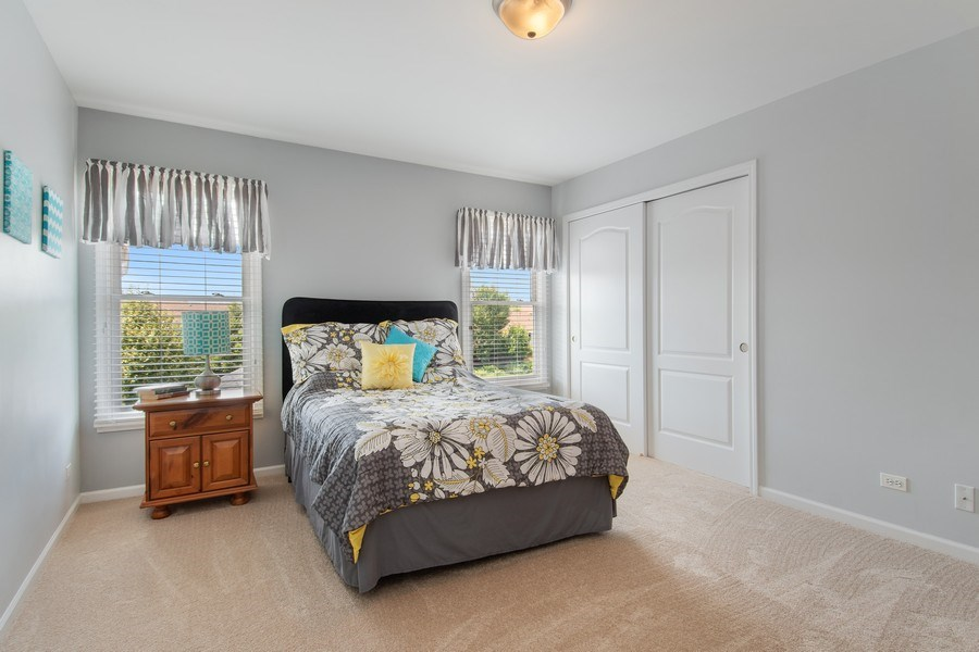 Real Estate Photography - 502 Mallard Point Dr, North Aurora, IL, 60542 - 2nd Bedroom