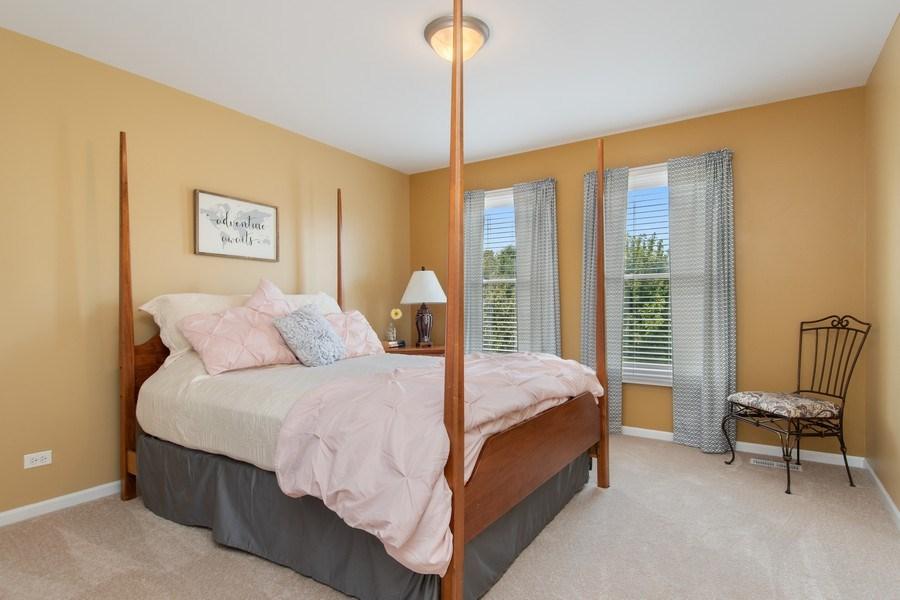 Real Estate Photography - 502 Mallard Point Dr, North Aurora, IL, 60542 - 3rd Bedroom
