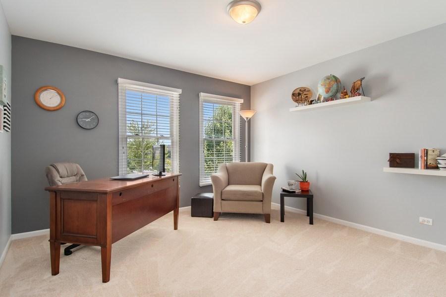 Real Estate Photography - 502 Mallard Point Dr, North Aurora, IL, 60542 - 4th Bedroom