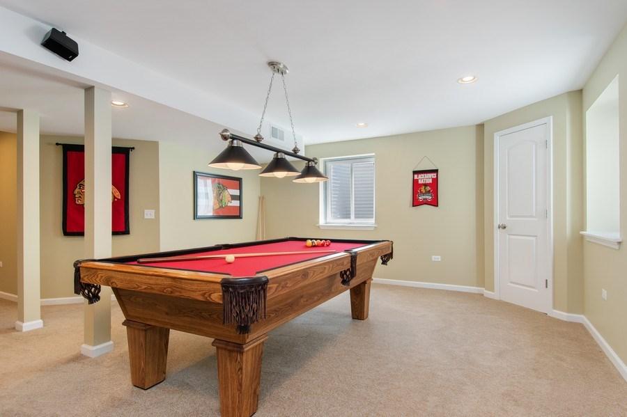 Real Estate Photography - 502 Mallard Point Dr, North Aurora, IL, 60542 - Basement