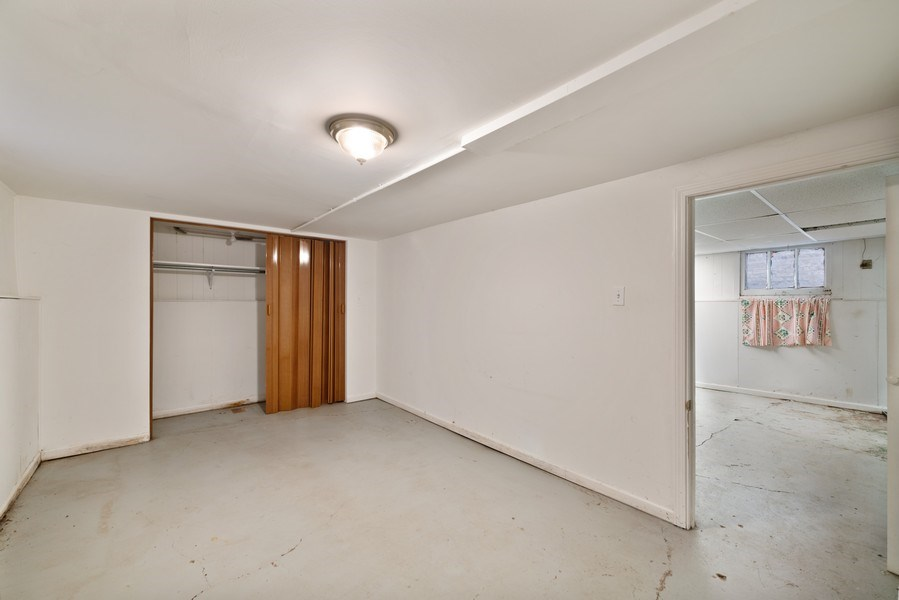 Real Estate Photography - 2922 North Marmora Ave, Chicago, IL, 60634 - Basement