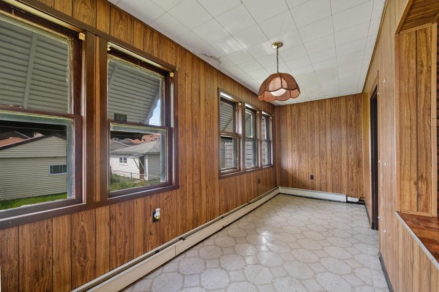 Real Estate Photography - 2922 North Marmora Ave, Chicago, IL, 60634 - Breakfast Area