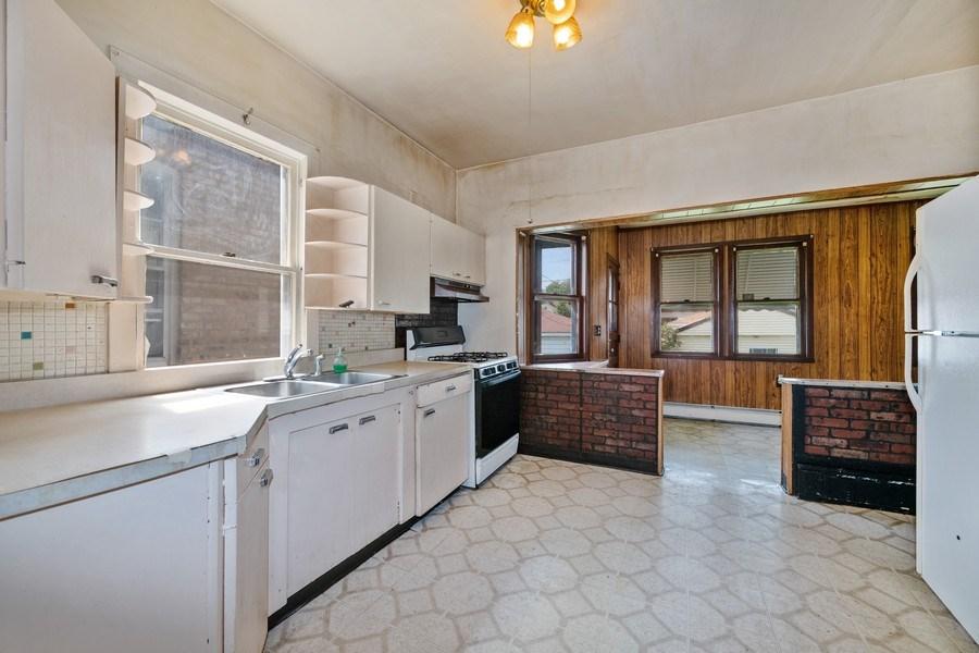 Real Estate Photography - 2922 North Marmora Ave, Chicago, IL, 60634 - Kitchen