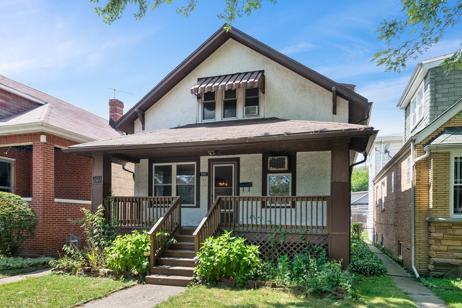 Real Estate Photography - 2922 North Marmora Ave, Chicago, IL, 60634 - Front View