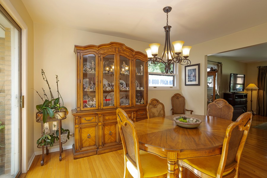 Real Estate Photography - 929 South Chestnut Ave, Arlington Heights, IL, 60005 - Dining Room