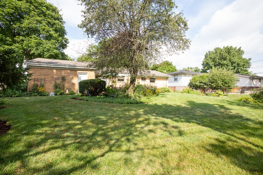 Real Estate Photography - 929 South Chestnut Ave, Arlington Heights, IL, 60005 - Rear View