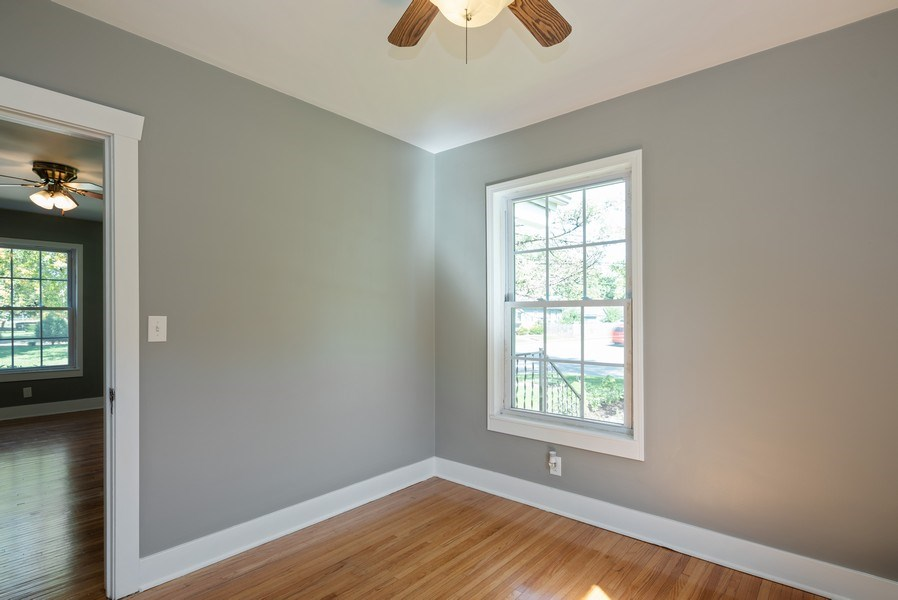 Real Estate Photography - 244 North Clifton Ave, Elgin, IL, 60123 - 2nd Bedroom