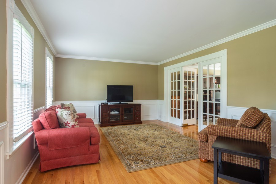 Real Estate Photography - 23975 East Lancaster Ct, Deer Park, IL, 60010 - Living Room