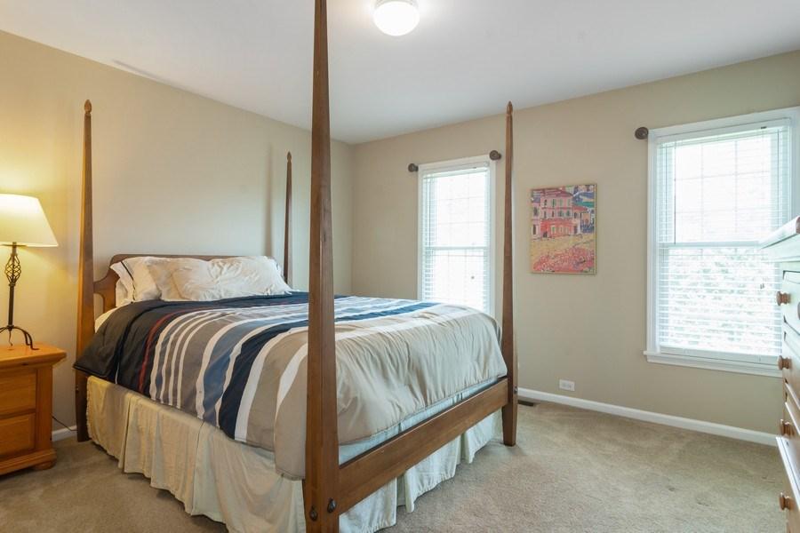 Real Estate Photography - 23975 East Lancaster Ct, Deer Park, IL, 60010 - 3rd Bedroom